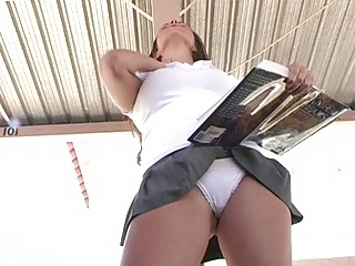 mandyfrom ftv girlsamazing ginger bitch goes with
