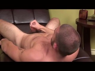sweet hunk stroking