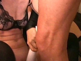 i pull giant dick out of mature anns juicy slut