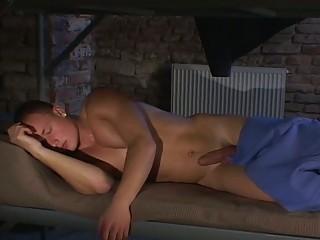 libido goes erect when sleeping