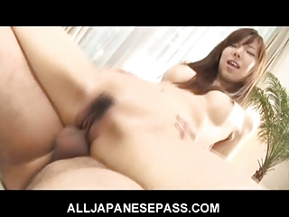 Big titty Serina has her nipples pinched and