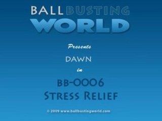 dawn ballbusting