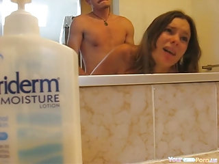 amateur duo doggystyle quickie