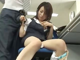 japanese worker banged by boss