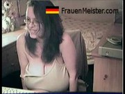 Deutsche Webcam Babe forced