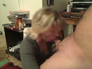 woman deep-throat gag cock sucking