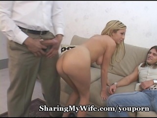 supersized penis splits rough wife