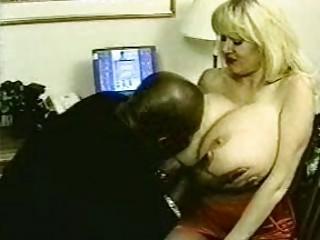 large boob kayla enjoys candy