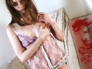 extreme doll teenager solo orgasm