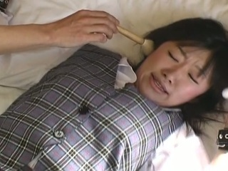 a uniform japanese girl forced to do softcore fuck