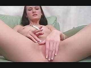 hailey smoking masturbation fg09