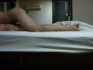 korean older  pair  orgasm