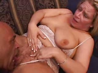 plump wide lady