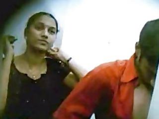 indian amateur pair banging secretly inside net