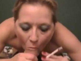 awesome dirtytalking older  smoking fuck