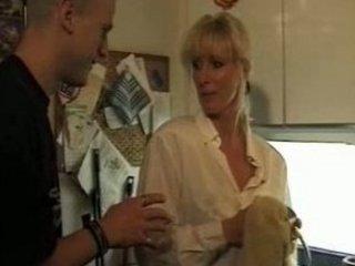swedish woman bangs his get son and his fucker
