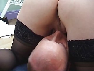 bleached mature babe inside  pantyhose gangbangs