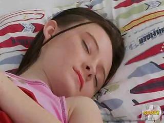 chloe lexx  sleeping bum