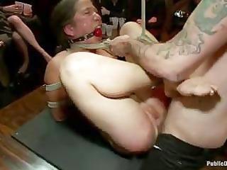 amateur takes dominated inside public!