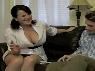 awesome naughty smoking milf fucks soninlaw