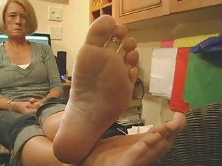 foot guaranteed to make you cum!  part 2