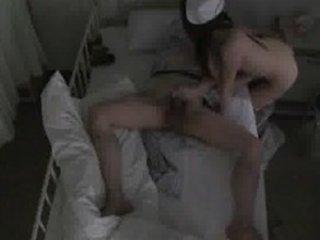 big ward patient voyeur