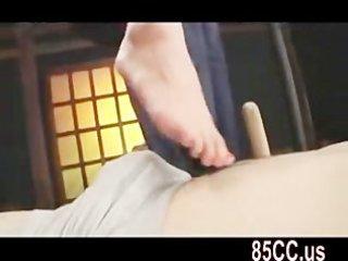 japanese kendo amateur gives fetsih fellatio and