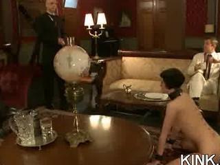 adulteress blackmailed and dominated into bondage