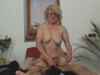 single elderly masturbates a stranger