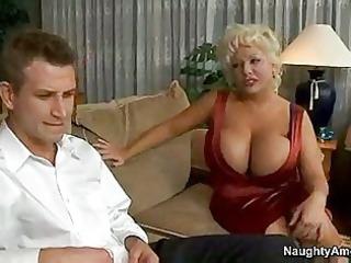 naughty cougar claudia maria seducing sons lover