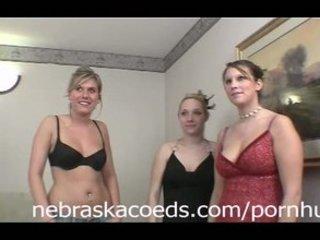 triple university bitches initial hour video part