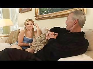 blond young hustler getting daddys inflexible