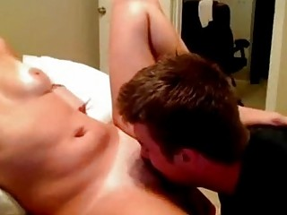 blond lady acquiring gangbanged infront of the