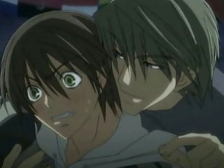 anime gay extremely impressive foreplays joy into