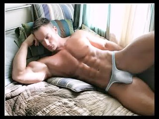trevor adams  playgirl/fitness model showed
