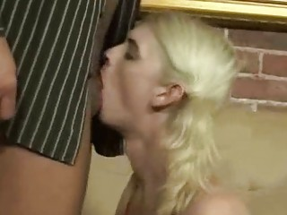 tranny cheerleader blowjob!