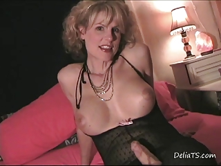 trixie enjoys &; degrades delia