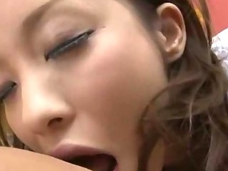 amateur eastern  maid giving cock sucking taking