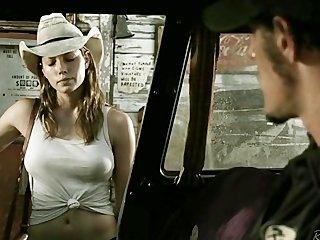 Eduman-Private.com - Jessica Biel Marcando Texas