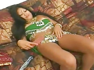 awesome indian plays with some fantastic fuck toys