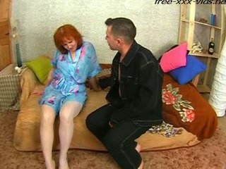 mother drilled uneasy  by amateur