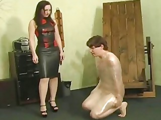 punishment on tender boobies