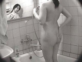 peeping tom bathroom