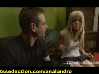 tranny foot, bottom banging her dominated teenager
