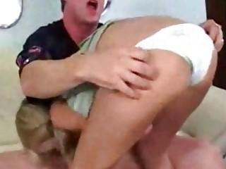 naughty stepdad destroyd my bottom