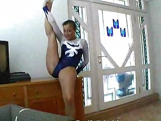 judith doing sports