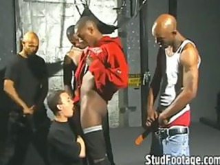 hot ebony guys destroys clean ass