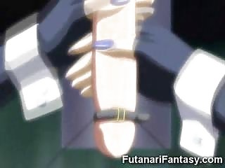 weird hentai futanari fuck