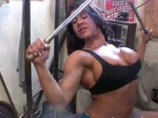 latin huge clit workout