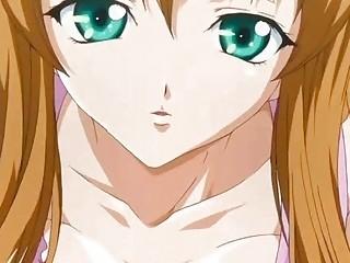 aggressive hentai anime girl